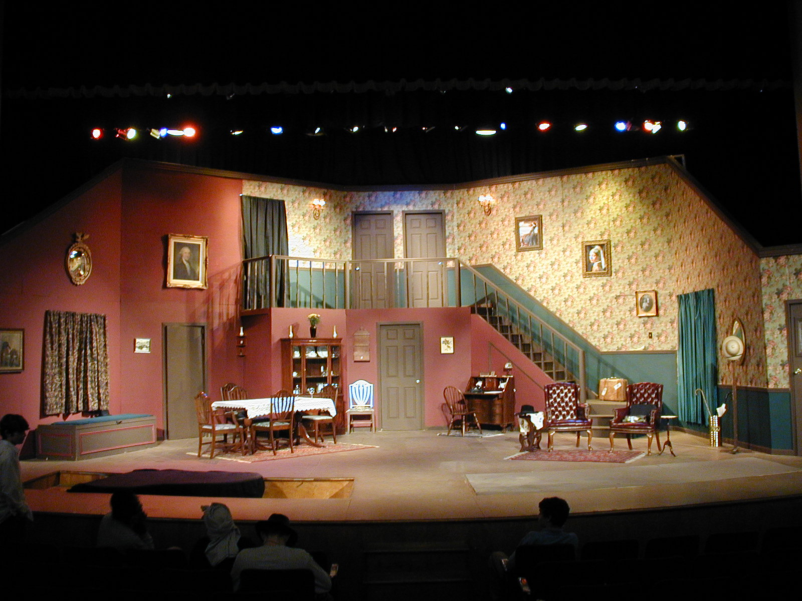 Theater At Jesuit High Schools